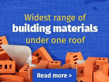 wide range building materials